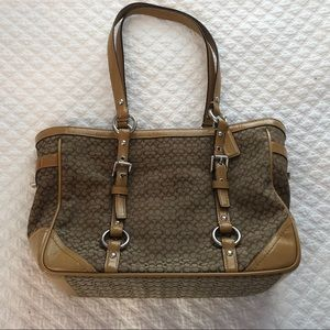 Authentic Coach purse - No. H0878-F12348